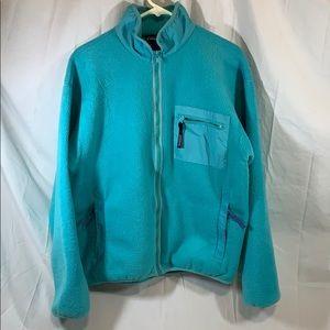RARE 1989 Patagonia SYNCHLLA FLEECE Jacket 12